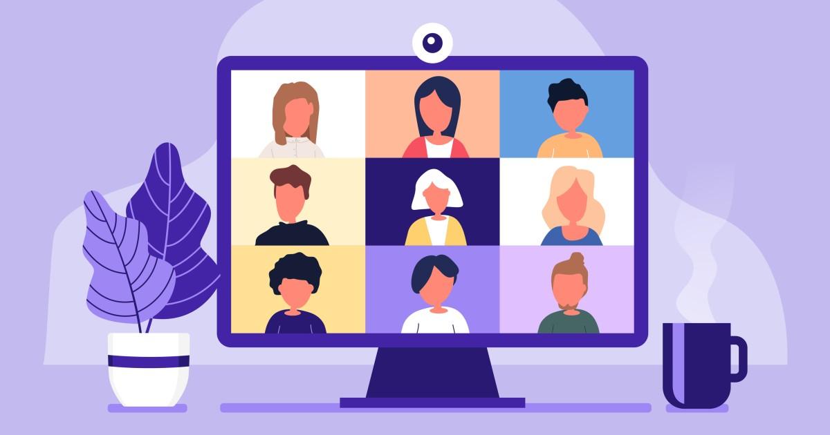 مزیت جلسات آنلاین بر جلسات حضوری